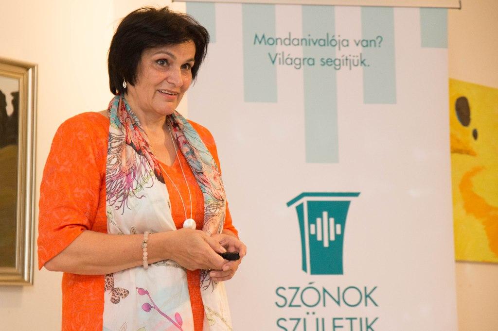 Dr. Pásztor Erika Katalina a nyolcadik Szókratész-díjasunk