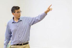 Balogh Péter Vajk átfogó retorikakurzust végzett alapozó szinten