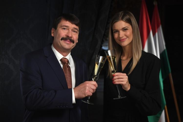 Áder János 2020-as újévi köszöntője MTI/Illyés Tibor